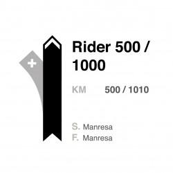 RIDER 500/1000 SMARTPHONE