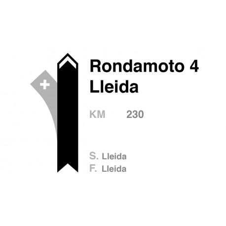 RONDAMOTO LLEIDA SMARTPHONE