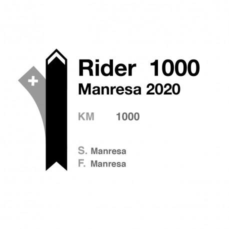 RIDER 1000 2020 smart